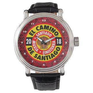 Relógio De Pulso EL Camino de Santiago 2018