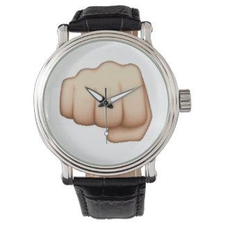 Relógio De Pulso Emoj mim punho