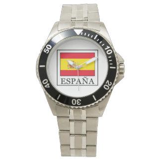 Relógio De Pulso España