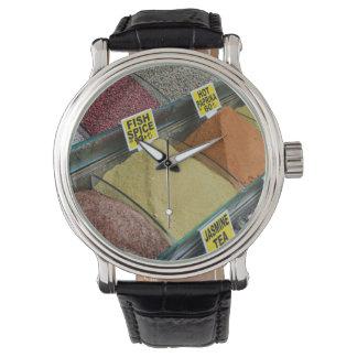 Relógio De Pulso Especiarias para a venda em Istambul Turquia