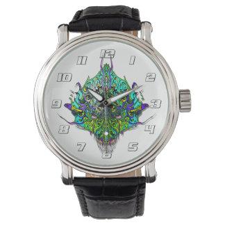 Relógio De Pulso Espécie má principal estrangeira # 44 - Aqua 2