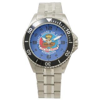 Relógio De Pulso Estação aérea Borinquen Puerto Rico da guarda