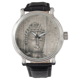 Relógio De Pulso Estilo de Buddha do vintage