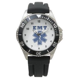 Relógio De Pulso Estrela azul de EMT da vida