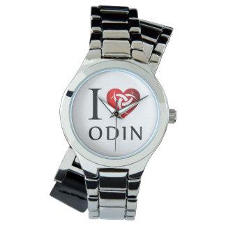 Relógio De Pulso Eu amo Odin