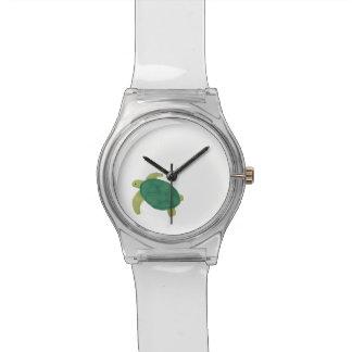 Relógio De Pulso Eu sou um salvador da tartaruga de mar