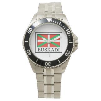 Relógio De Pulso Euskadi
