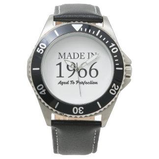 Relógio De Pulso Feito em 1966