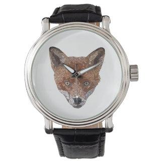Relógio De Pulso Felix o Fox
