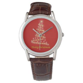 Relógio De Pulso Feliz Natal