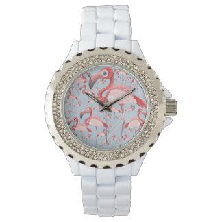 Relógio De Pulso Flamingo