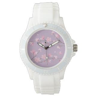 Relógio De Pulso Flor de cerejeira