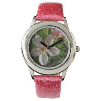 Relógio De Pulso Flor do primavera