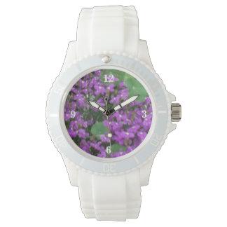Relógio De Pulso Flor do verão do país