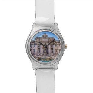 0d376164766 Relógio De Pulso Fonte do Trevi