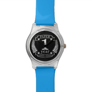 Relógio De Pulso Forre o ø aniversário de casamento 1 ano