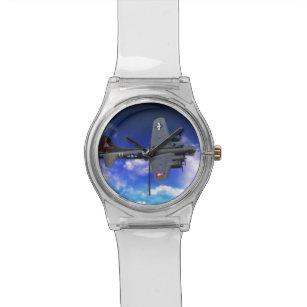 537b23ecb42 Relógio De Pulso Fortaleza do vôo B-17