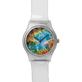 Relógio De Pulso Foto do espaço de Hubble do resto do Supernova da