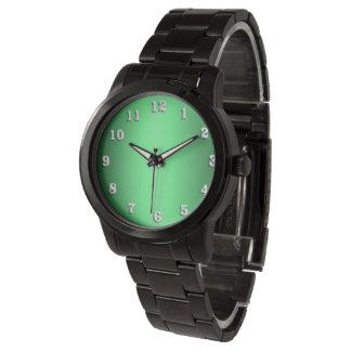 Relógio De Pulso Fulgor verde