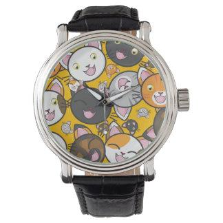 Relógio De Pulso Gatinhos bonitos
