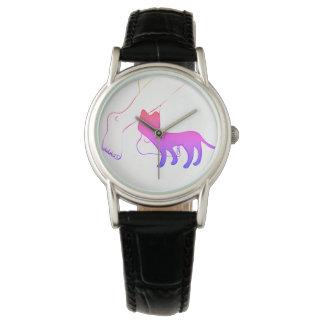 Relógio De Pulso Gato