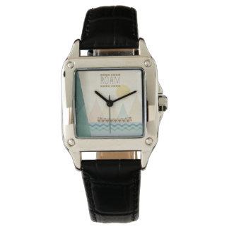Relógio De Pulso Geo exterior II | vagueia