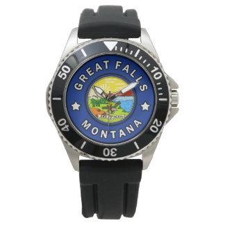 Relógio De Pulso Great Falls Montana