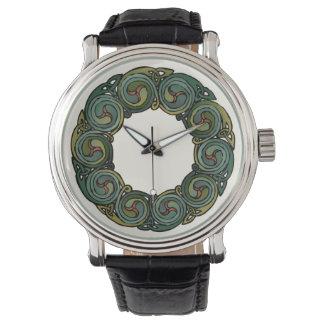 Relógio De Pulso Grinalda celta