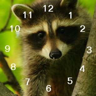 af9003b8456 Relógio De Pulso guaxinim