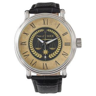 Relógio De Pulso Homens customizáveis dos presentes da graduação da
