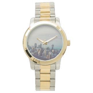 Relógio De Pulso Hong Kong de cima de