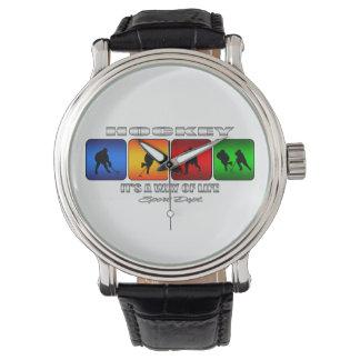 Relógio De Pulso Hóquei legal é um modo de vida