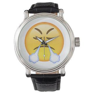 Relógio De Pulso Húmido - Emoji