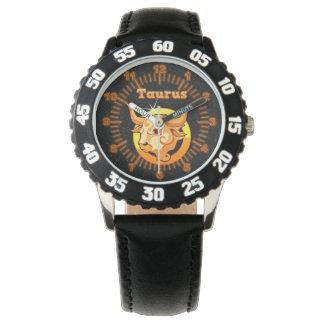 Relógio De Pulso Ilustração do Taurus