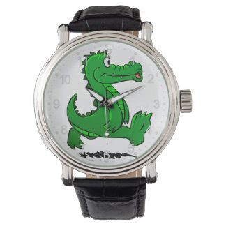 Relógio De Pulso Jacaré Running