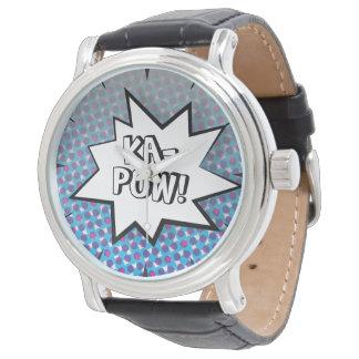 Relógio De Pulso Ka-Prisioneiro de guerra da banda desenhada!