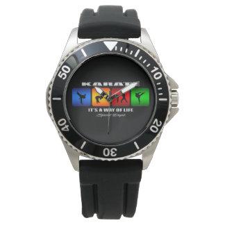 Relógio De Pulso Karaté legal é um modo de vida