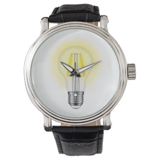 Relógio De Pulso Lâmpada de fulgor