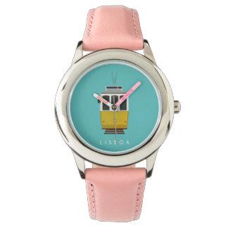 Relógio De Pulso Lisbon Watch
