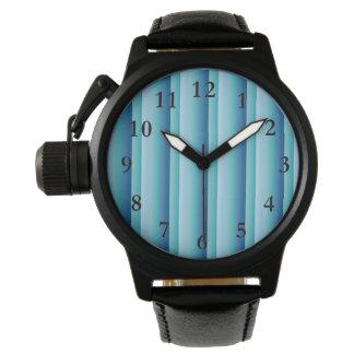 Relógio De Pulso Lista azuis