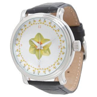 Relógio De Pulso Loucura do Daffodil