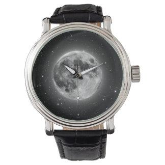 Relógio De Pulso Lua cheia