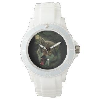 Relógio De Pulso Lua do lobo