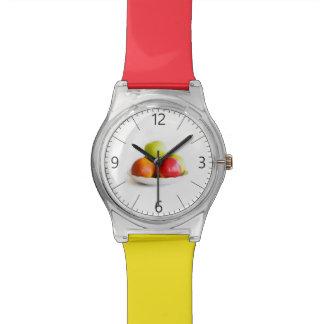 Relógio De Pulso Maçãs