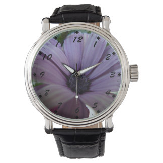Relógio De Pulso Margarida doce de Lavendar