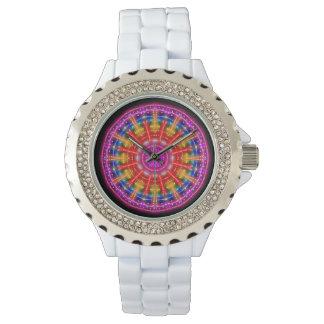 Relógio De Pulso Medalhão de néon