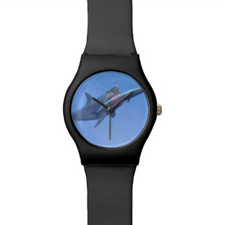 Relógio De Pulso Megalodon que come uma baleia