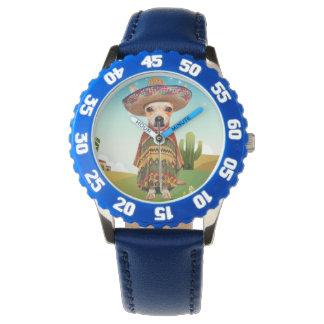 Relógio De Pulso mexicano 000