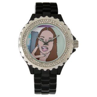 Relógio De Pulso minha cara dos desenhos animados