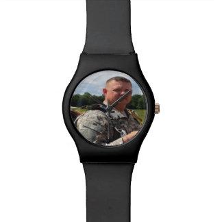 Relógio De Pulso miúdos, pulso, relógio, costume, design, imagem
